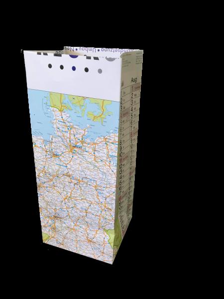 Upcycling-Papierkorb UCPK 3er Pack