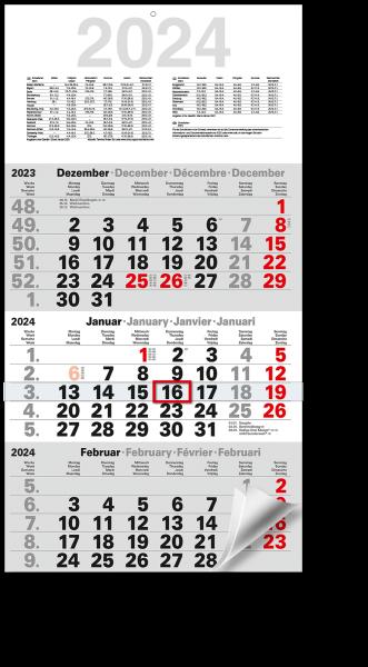 3-Monatskalender M3PR